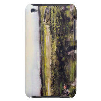 The Heath with a Wheelbarrow by Vincent van Gogh iPod Touch Case-Mate Case