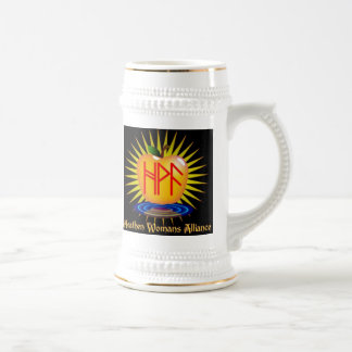 The Heathen Woman's Alliance Stein