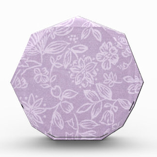 The Heather on the Hill Lavender Patterned Award