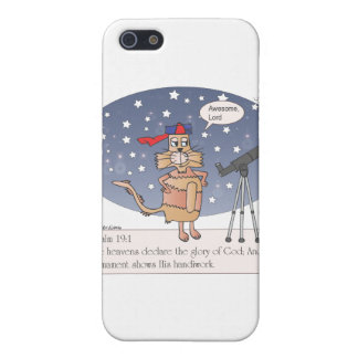 The Heaven Declares your Glory Cases For iPhone 5