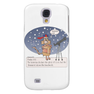The Heaven Declares your Glory Galaxy S4 Case