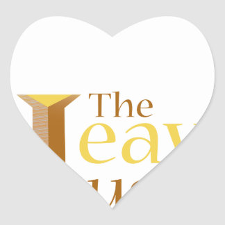 The Heavenly Husband_110708.ai Heart Sticker