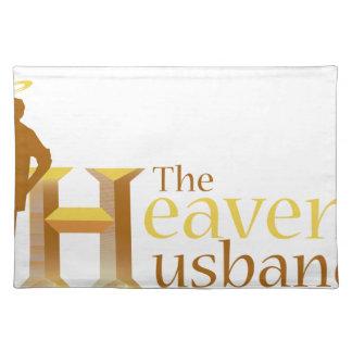 The Heavenly Husband_110708.ai Cloth Place Mat