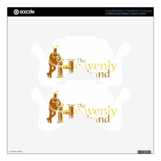 The Heavenly Husband_110708.ai PS3 Controller Skin