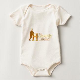 The Heavenly Husband_cmyk_300 Baby Bodysuit