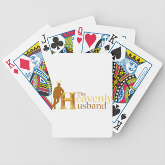 The Heavenly Husband_cmyk_300 Bicycle Playing Cards