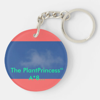 The Heavenlyred's PlantPrincess-Keychain*8 Keychain