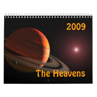 The Heavens Calendar