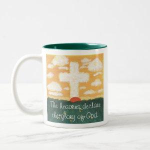 The Heavens Declare mug mug