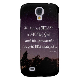 The Heavens Declare the Glory of God Samsung Galaxy S4 Case