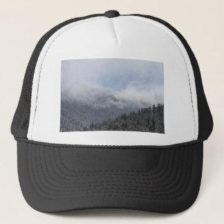 The Heavens Meet The Earth Trucker Hat