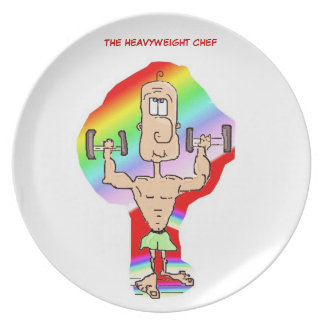 THE HEAVYWEIGHT CHEF PLATE