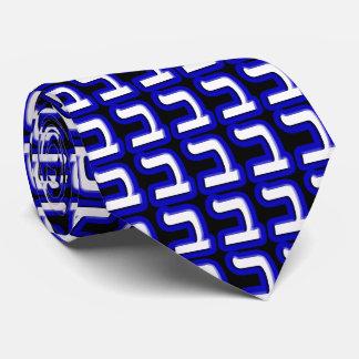 The Hebrew Letter Beit (Beis) Neck Tie