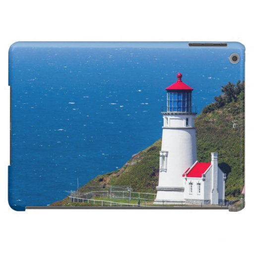 The Heceta Head Lighthouse Near Florence iPad Air Cover