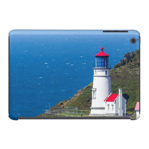 The Heceta Head Lighthouse Near Florence iPad Mini Retina Cover