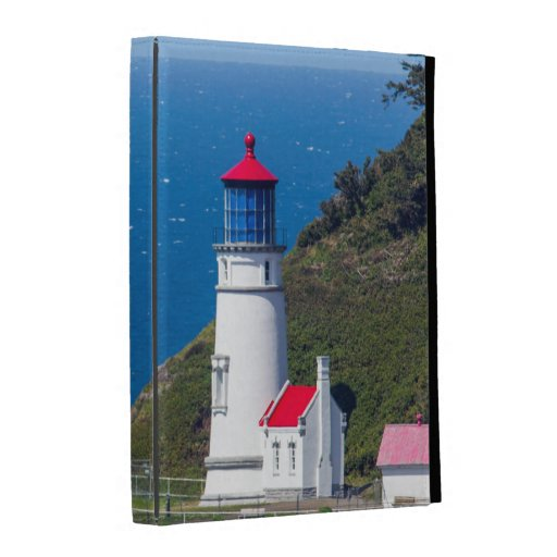 The Heceta Head Lighthouse Near Florence iPad Folio Covers