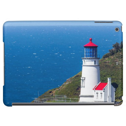 The Heceta Head Lighthouse Near Florence iPad Air Covers
