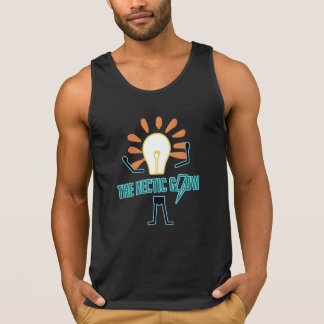 The Hectic Glow (Band Shirt) Tank Top