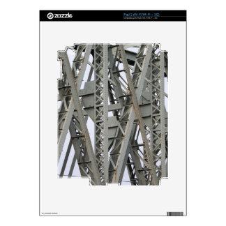 The Hef Lift Bridge Closeup Details in Rotterdam Decal For iPad 2
