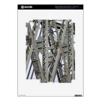 The Hef Lift Bridge Closeup Details in Rotterdam Decals For iPad 3