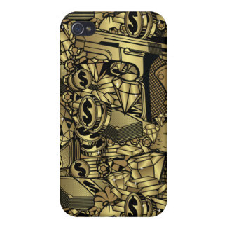 The Heist - iPhone4 case iPhone 4/4S Covers