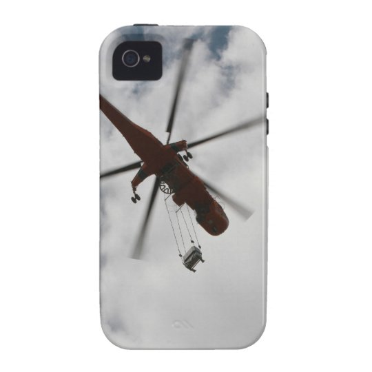 The Helicopter iPhone 4 Cover