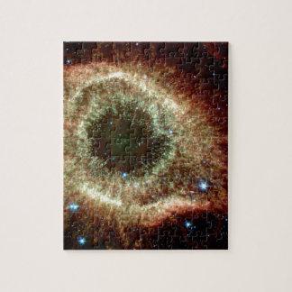 The Helix Nebula Jigsaw Puzzle