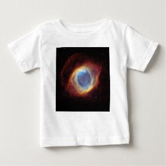 The Helix Nebula NGC 7293 Caldwell 63 Baby T-Shirt