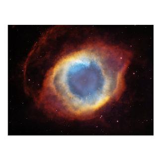 The Helix Nebula NGC 7293 Caldwell 63 Postcards