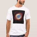 The Helix Nebula NGC 7293 Caldwell 63 T-Shirt