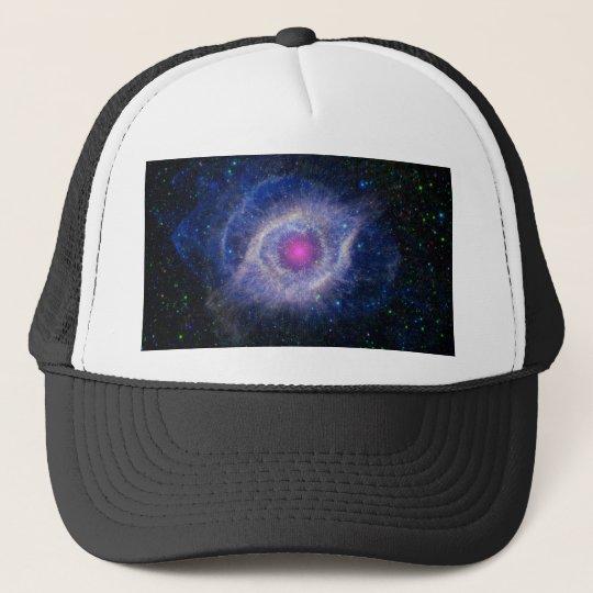 The Helix Nebula Trucker Hat