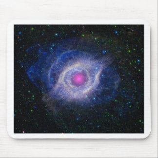 The Helix Nebula: Unraveling at the Seams Mouse Pad