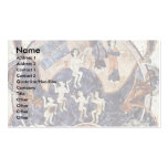 The Hell By Ende Double-Sided Standard Business Cards (Pack Of 100)