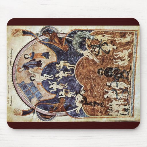 The Hell By Ende Mouse Pad