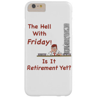 The Hell With Friday Barely There iPhone 6 Plus Case