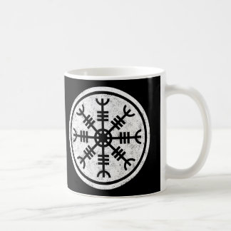 The Helm Of Awe Vikings Coffee Mug