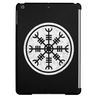 The Helm Of Awe Vikings iPad Air Cover