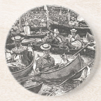 The Henley Panorama Drink Coaster