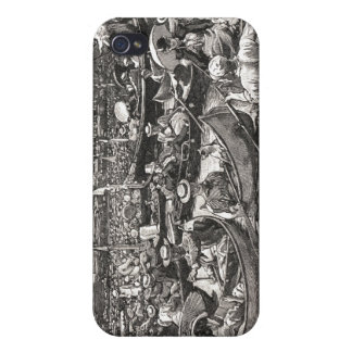 The Henley Panorama iPhone 4 Cases
