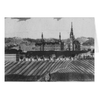 The Henrykow abbey Card