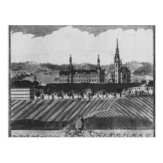 The Henrykow abbey Postcard
