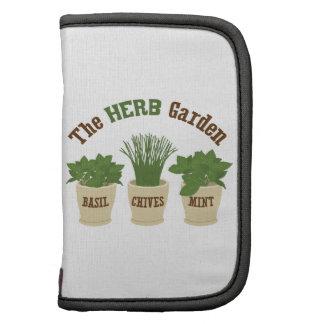 The Herb Garden Planner