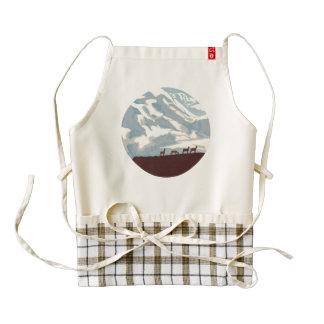 'The Herd', apron, Zazzle Heart edition Zazzle HEART Apron