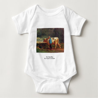 The Herd Boy By Troyon Constant Tee Shirt
