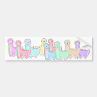 The Herd Bumper Sticker