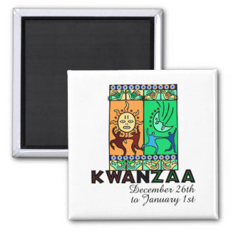 The Heritage 2 Inch Square Magnet