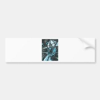 The Hermit Bumper Sticker