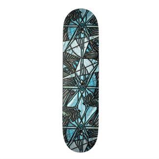 The Hermit  de Meli Criado Skate Board