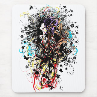 The_Hermit Mousepads