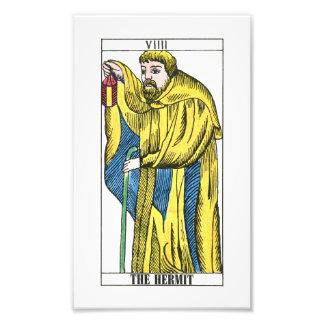 The Hermit Tarot Card Photo Art